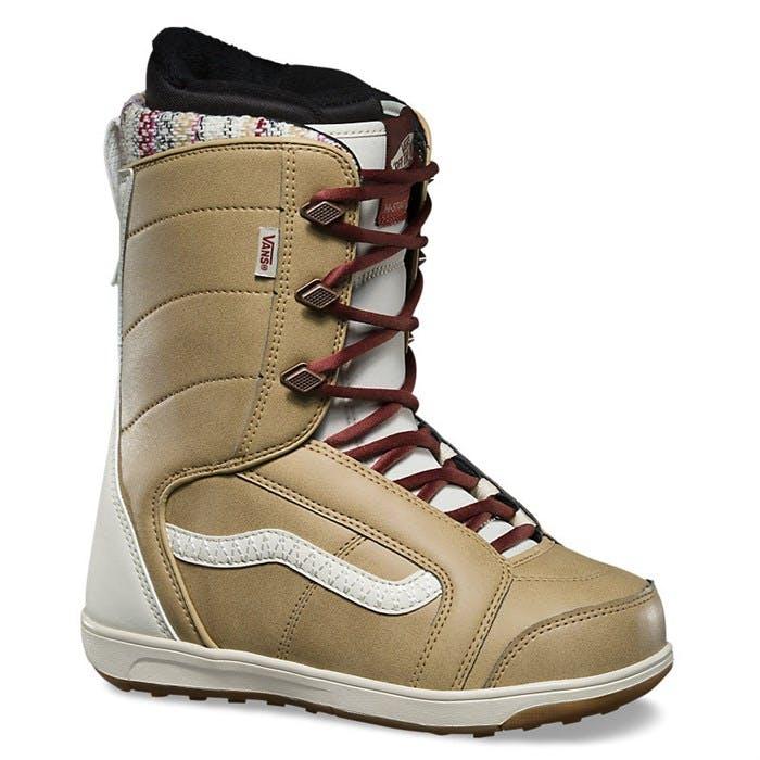 d11f38b5561531 Vans Hi Standard Snowboard Boots - Women s 2018